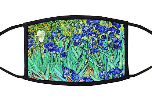 Irises Adjustable Face Mask
