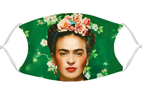 Frida Vogue S-M Adjustable Face Mask
