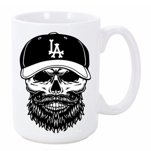 L.A. Champion Ceramic Mug