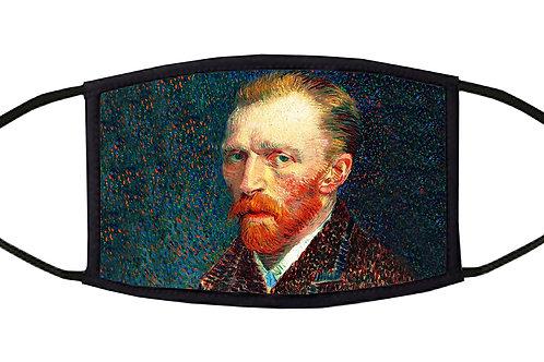 Vincent Van Gogh Adjustable Face Mask