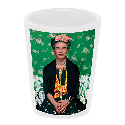 """Frida Voque"" Shot Glass"