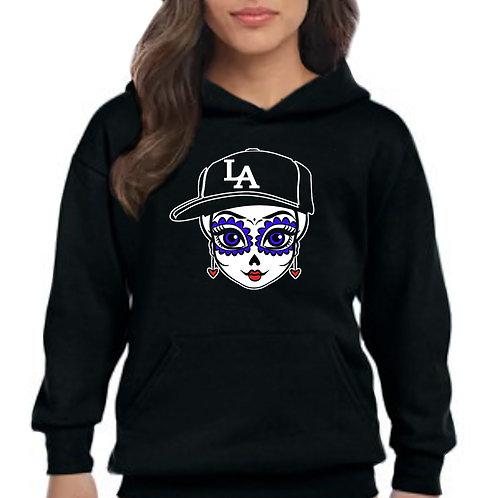 L.A. Friducha Adult Hoodie Sweater