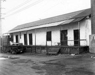 The Avila Adobe House