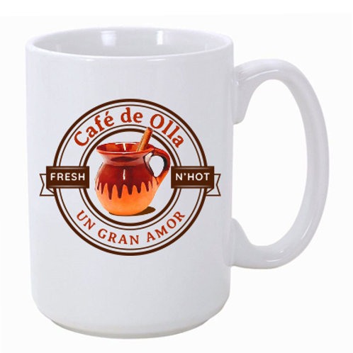 Cafe De Olla Coffee Mug