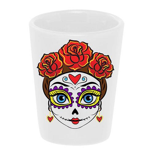 Friducha Shot Glass
