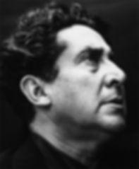 Muralist David Alfaro Siqueiros