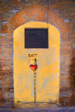 Exit with a Heart