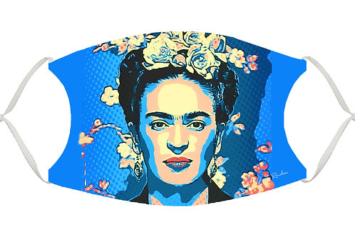 Frida Pop Art S-M Adjustable Face Mask