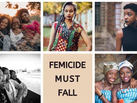 Femicide Must Fall