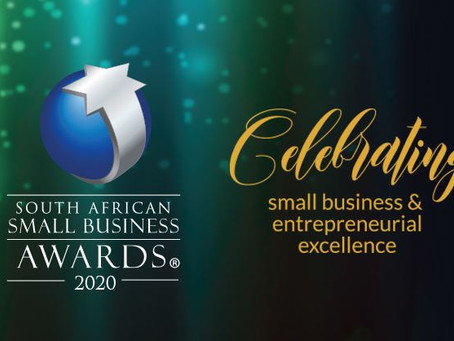 Winner of the Top 20 South Africa Small Business & Entrepreneurship Award for 2020