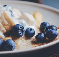 Blueberry Pannenkoeken