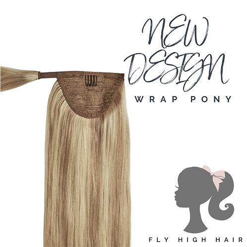 Fly High Wrap Pony 16inch