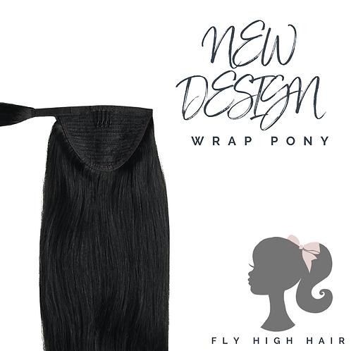Fly High Wrap Pony 18inch