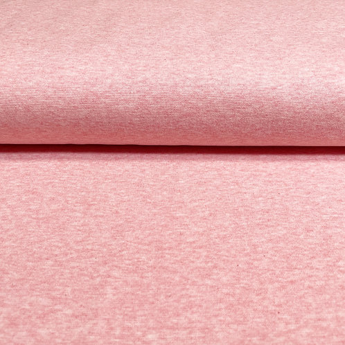 Bündchen in rosa meliert, auf der Rolle