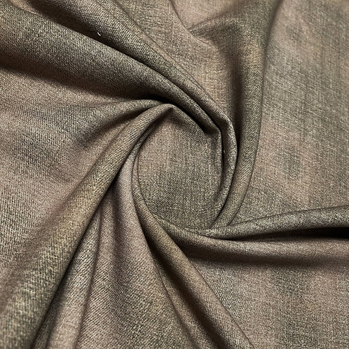 French-Terry Jeans-Look in dusty-sage