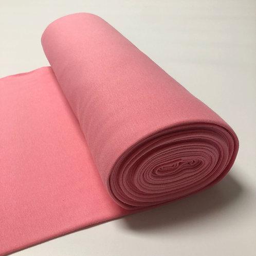 Bio-Bündchen in rosa, auf der Rolle