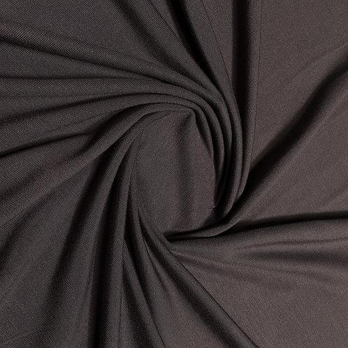 Tencel Modal Jersey in dunkelgrau