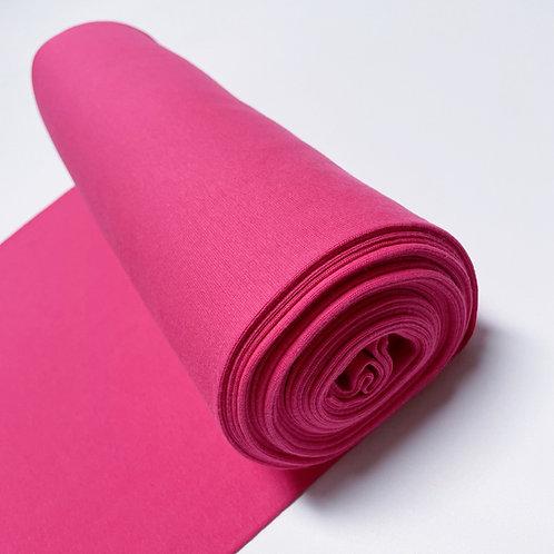 Bio-Bündchen in pink, auf der Rolle