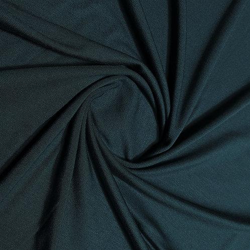 Tencel Modal Jersey in dunkelpetrol