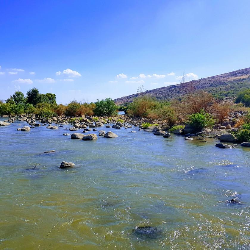 צימרים יוקרתיים בקרבת נהר הירדן