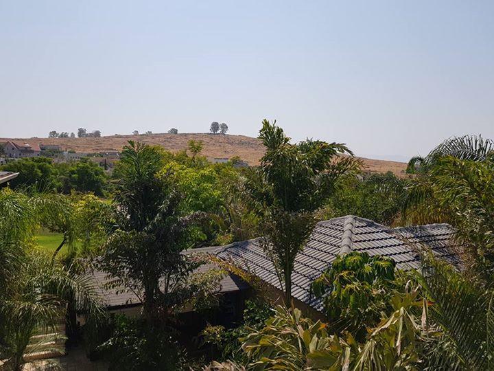 מתחם צימרים ברמת הגולן, בישוב התיירותי חד נס