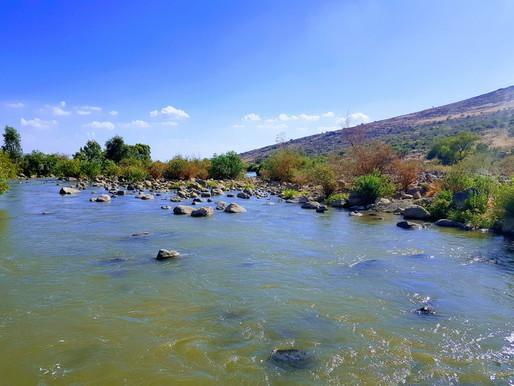 צימר בחד נס | צימר על גדות נהר הירדן