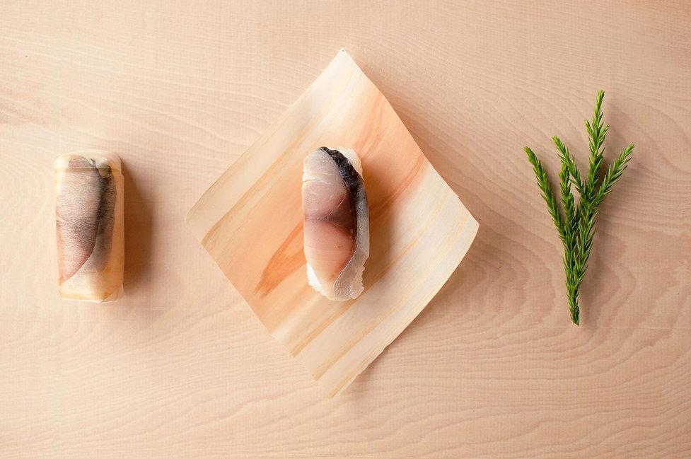 京北すえひろ|焼き鯖寿司|京都