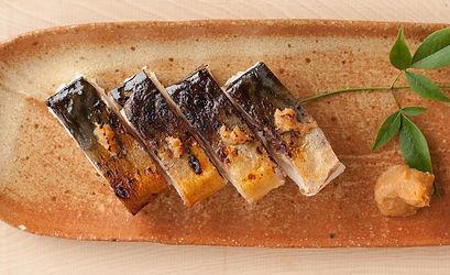 焼き鯖寿司|京北すえひろ|京都