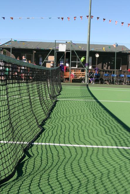 24 hour tennis marathon