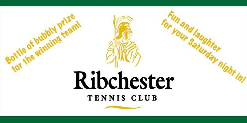 Ribchester Tennis Club Zoom Quiz
