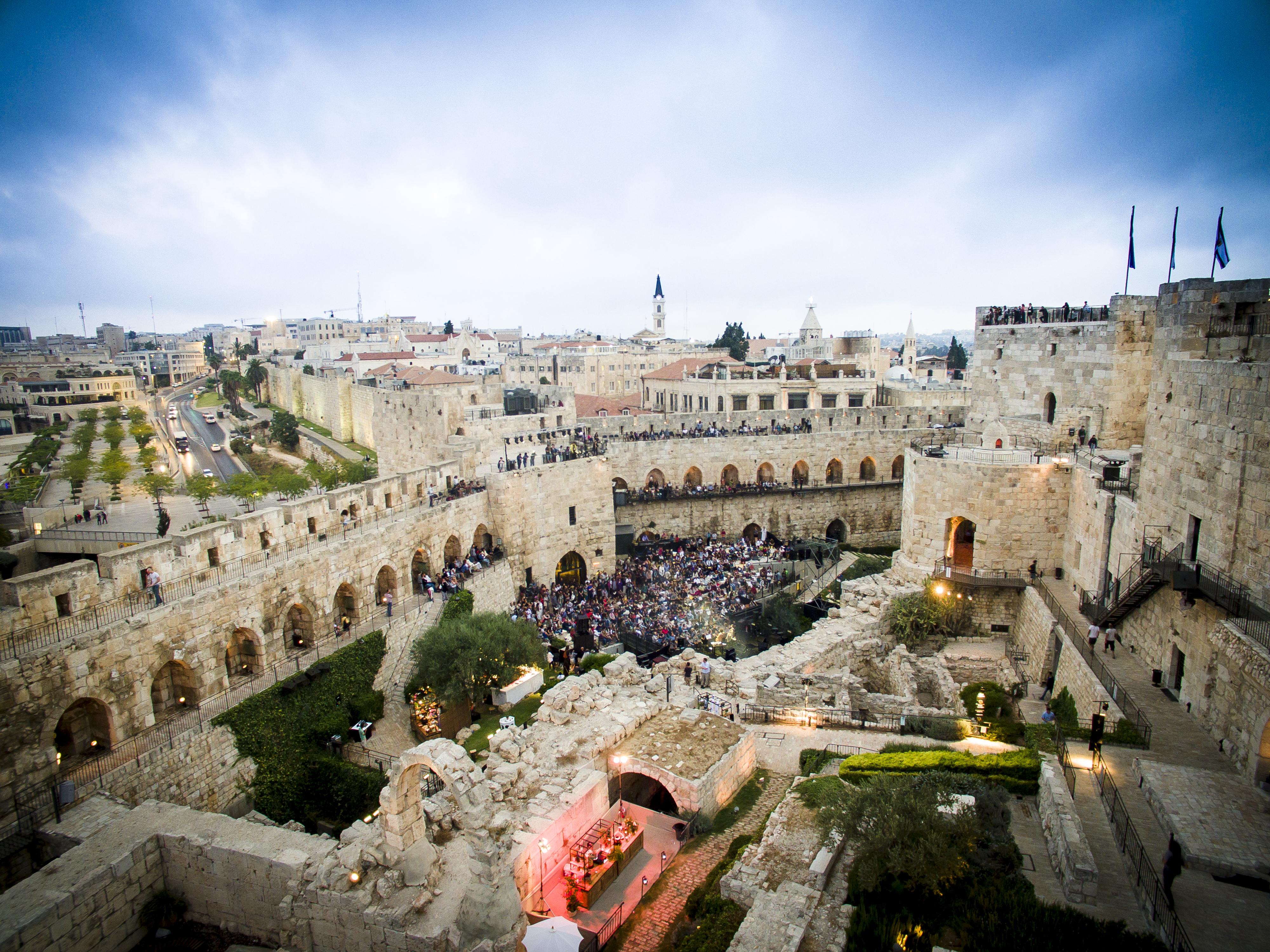 פסטיבל מקודשת מגדל דוד
