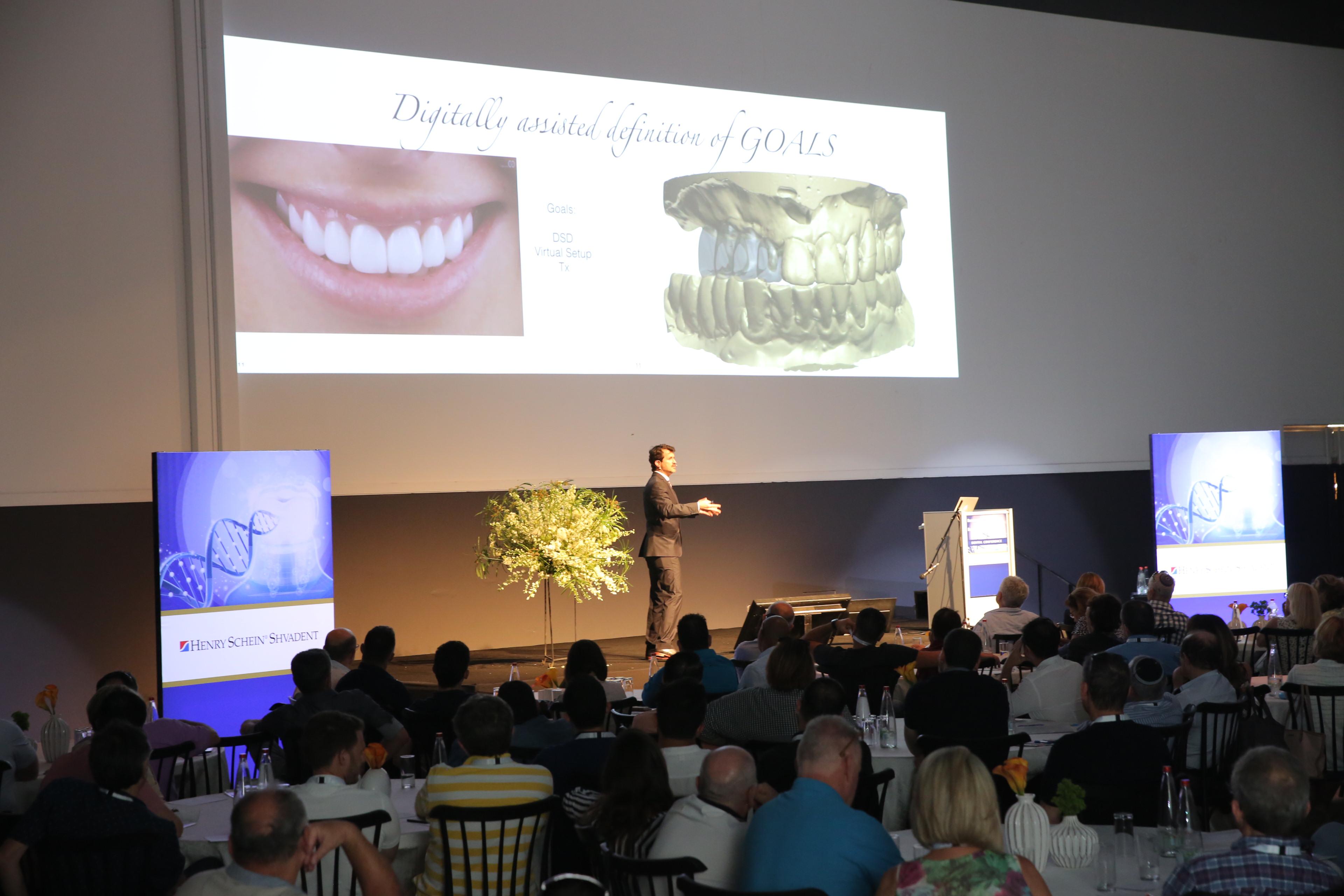 מליאה כנס רופאי שיניים