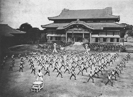Karate Origins Explained