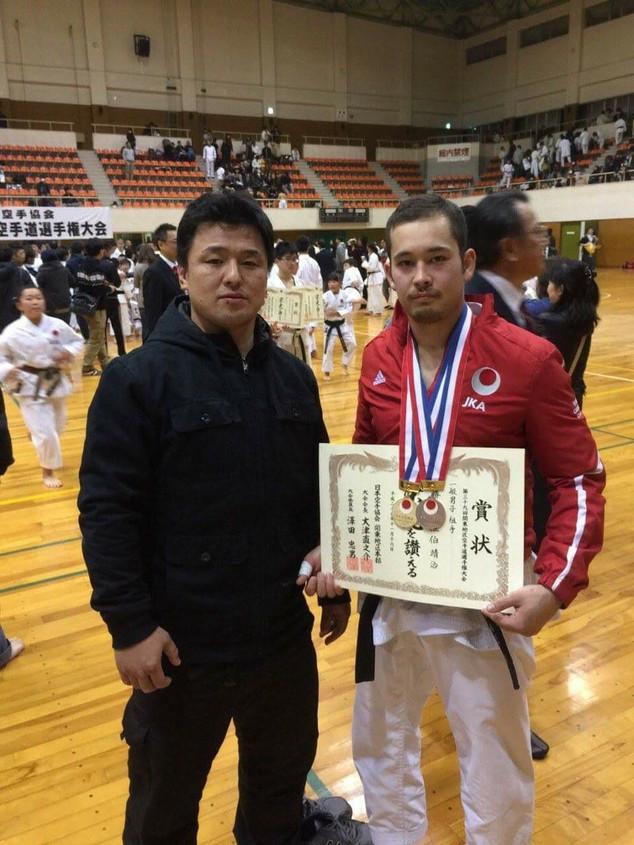 2014 JKA Kanto Championships, Japan