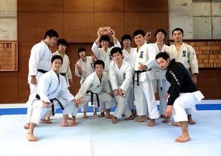 Chiba Institute of Technology Karate Club