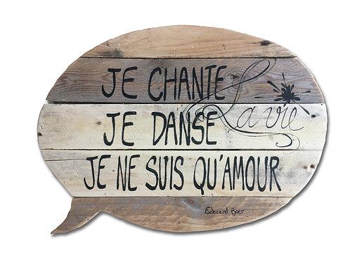 Je danse la vie (Edouard Baer dans Astérix mission Cléopâtre)