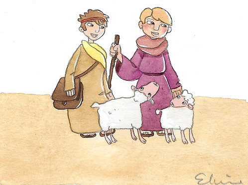 Les bergers
