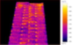 Тепловизионное обследование домов.