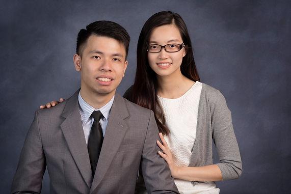 Low and Vivienne Kin Kit Kepong Malaysia