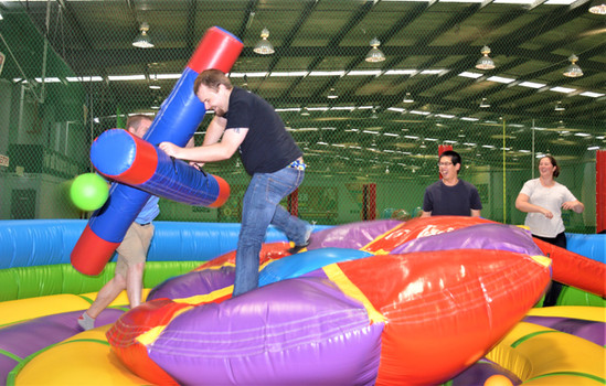 Inflatable Battle 2016