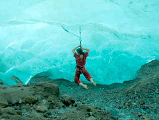Apusiaajik - a dance film to cherish the beauty of our disappearing ice.