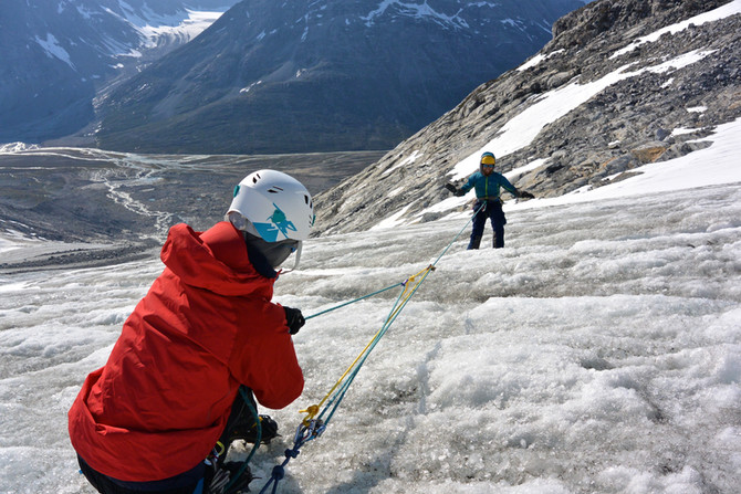 TAKE A COURSE WITH NUNATAK ADVENTURES!