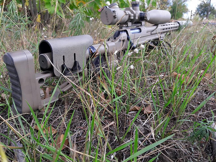 CRC 7Z015 Cerakote Coated / chassis for Sauer 202 Short Action