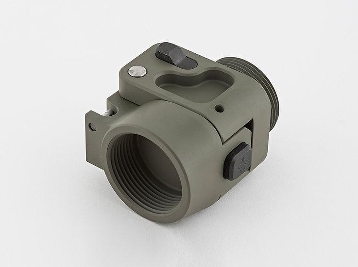 CRC 9U038 O.D.Green / складний адаптер прикладу для гвинтівочних лож