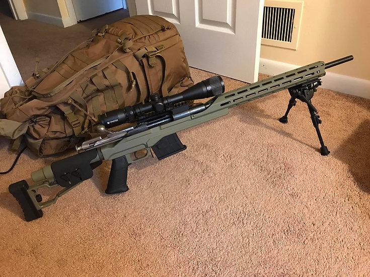 CRC 7U001 O.D.Green / ложе для гвинтівки Мосіна