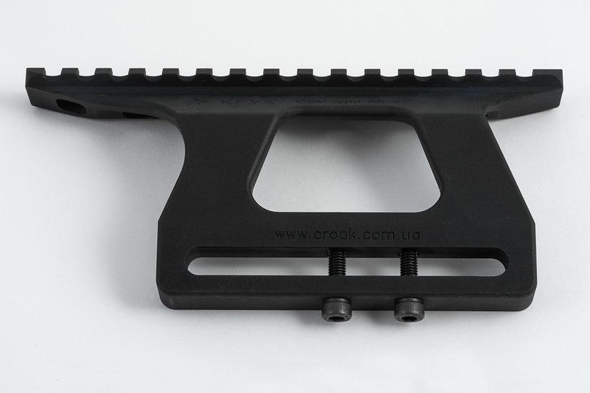 CRC 2U001 Black Anodizing / бічний кронштейн для CАЙГА/ФОРТ