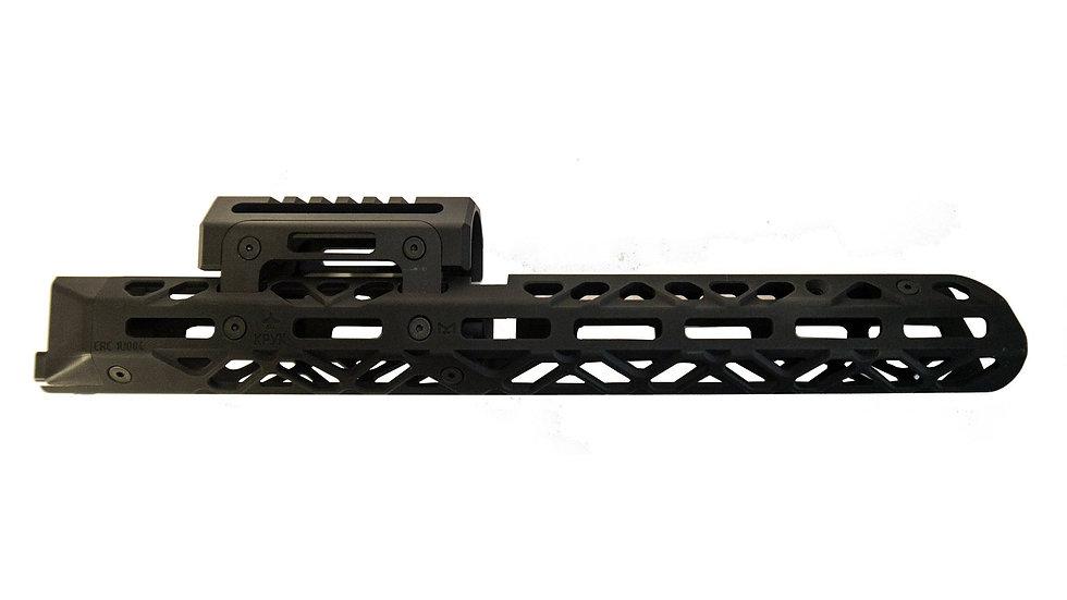 CRC 1U004 Armor Black Spec edition / довга цівка M-Lok