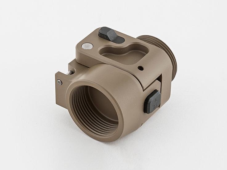 CRC 9U038 Coyote Tan / складний адаптер прикладу для гвинтівочних лож