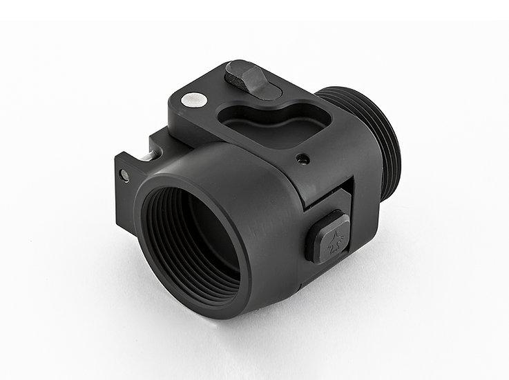 CRC 9U038 Cerakote Coated / folding stock adapter