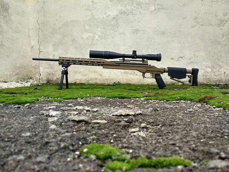 CRC 7H009 Armor Black / ложе для Howa 1500 Short Action